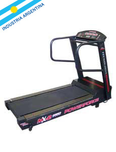 CINTA PARA CORRER PROFESIONAL CON MOTOR POWERFORCE MX-2 plus